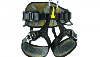 Safety harness.