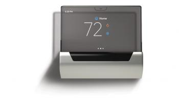 Johnson Controls' GLAS Smart Thermostat