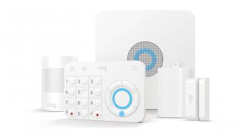 Ring's Five-Piece Alarm Security Kit