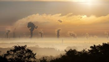 Power Plant Carbon Emissions Image by Foto-Rabe from Pixabay
