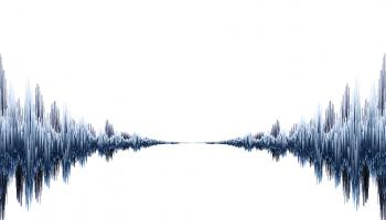 Soundwaves Photo Credit: Shutterstock / MW2ST