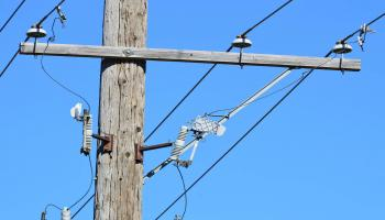 Electrical power line,