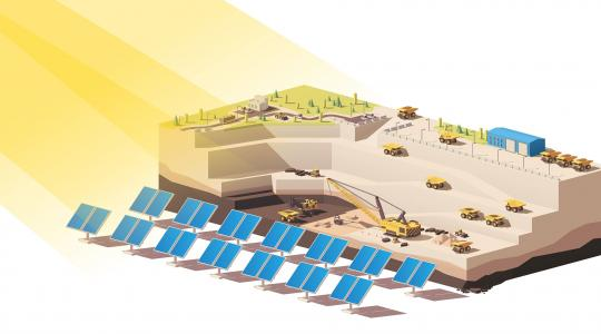 Letting the Sunshine In: Washington State Coal Site Pioneers a Green-Energy Conversion