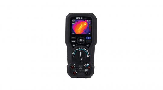 Flir DM285 all-in-one digital multimeter and thermal imager