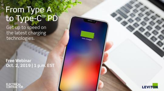Webinar: Charging Technologies – From Type A to Type-C PD