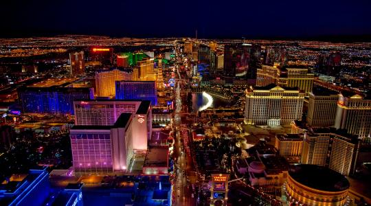 Las Vegas Image by David Mark from Pixabay