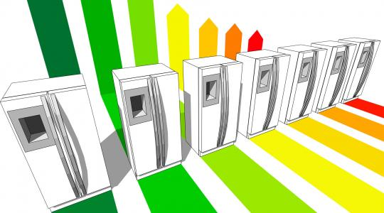 Efficiency Refrigerators Appliances Image Credit: Shutterstock / Slavo Valigursky