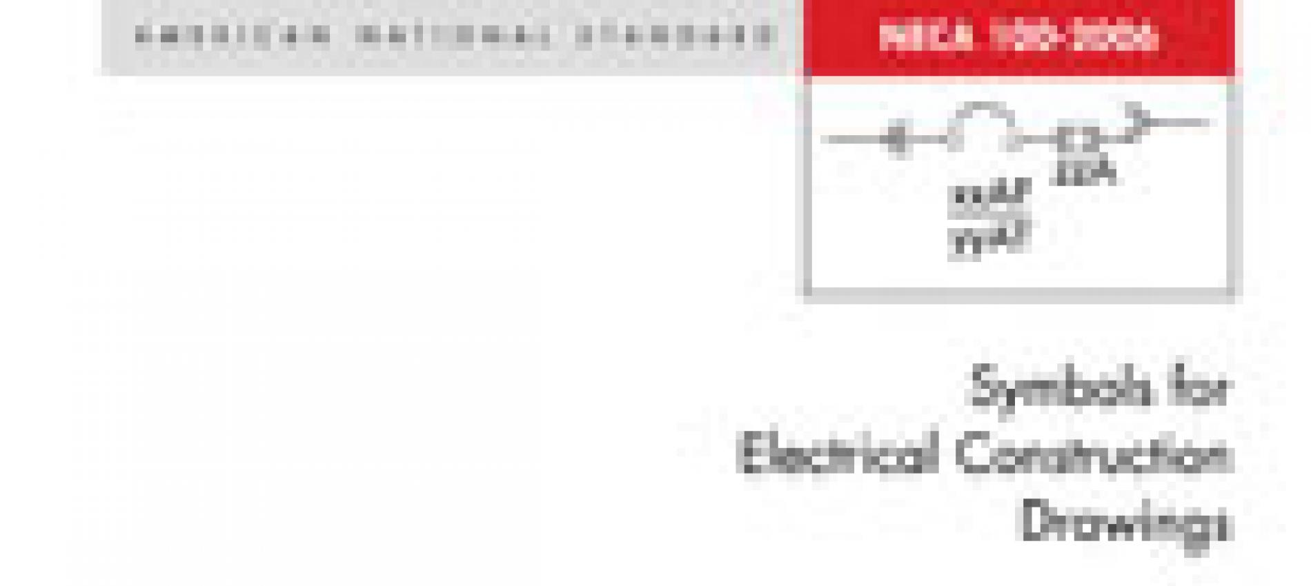 Grounding Electrode Conductor Sizes Disconnects And More House Wiring Entrance Neca Electrical Symbols Standard Now Cad Compatible