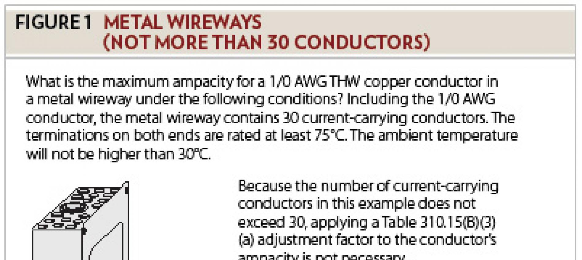 Sizing Conductors, Part XII | Electrical Contractor Magazine