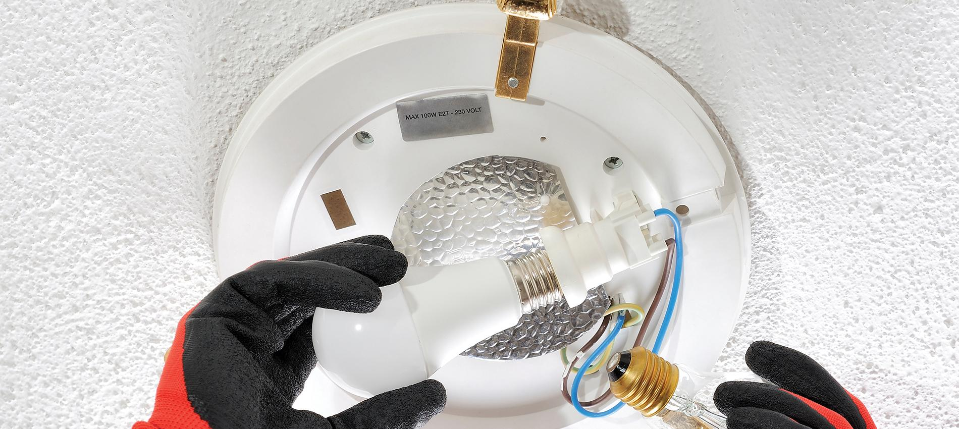 Lighting Technology of the Millennium: Switching out Old Lights for LEDs