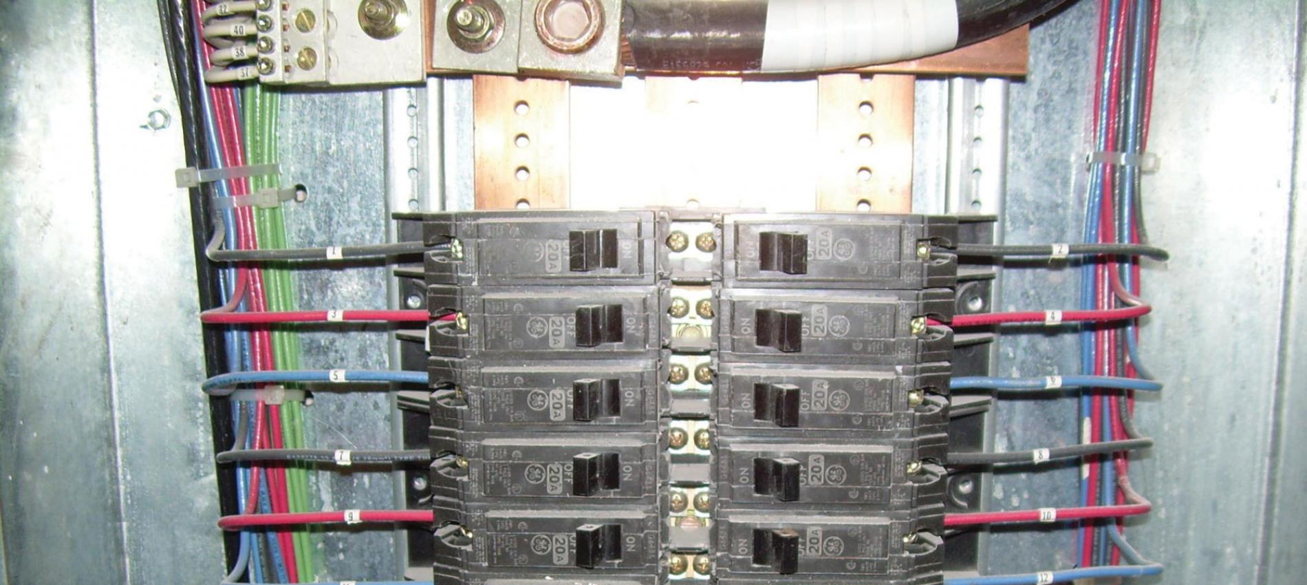 Type Mc Cable Support Ground Rods And More Electrical Contractor History Of Wiring Tracing Circuits Supplied By Multiple Nominal Voltage Systems