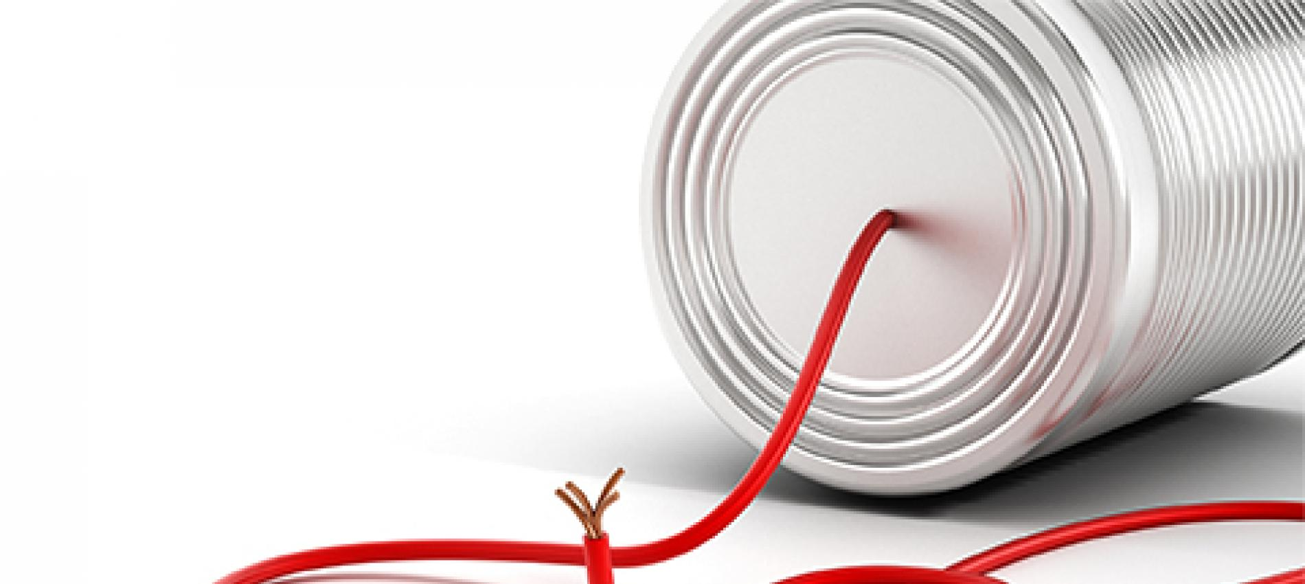 Overhead And Underground Electrical Contractor Magazine Service Cable Next Up