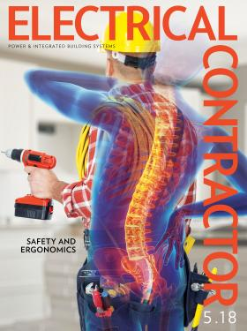 May 2018: Safety and Ergonomics