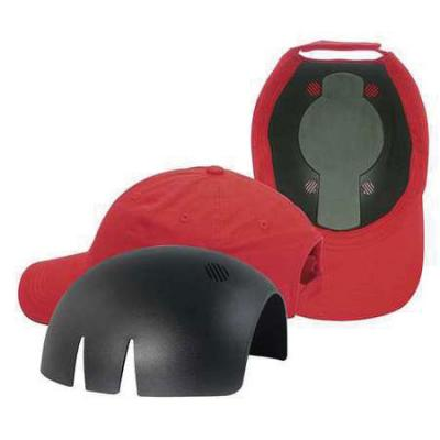 Erb Safety's ABS cap shell insert