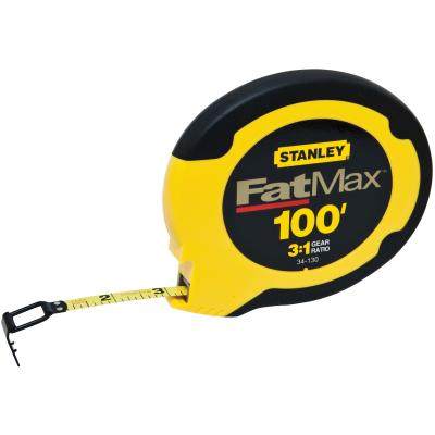Stanley Tools' FatMax Tape Rule