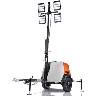 Generac's MLTS LED light tower