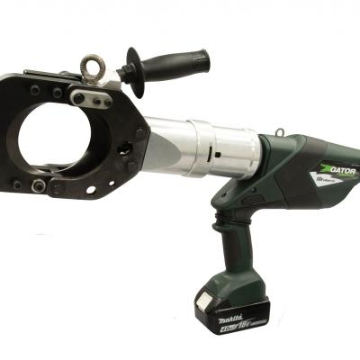 Greenlee's ESG105LXR Gator remote cable cutter