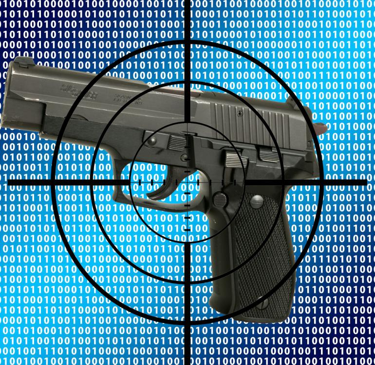 Gunshot Detection Image by OpenClipart-Vectors, Rick pending, Gerd Altmann from Pixabay