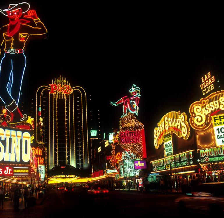 Las Vegas Lights Image by skeeze from Pixabay