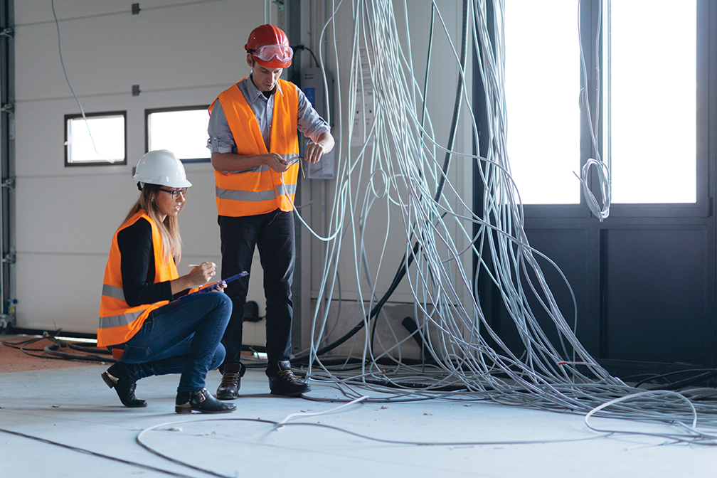 Well Wired Growing Demand For Wiring And Cabling