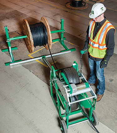 Cool Tools: Cable Pullers | EC Mag  Cool Tools: Cab...