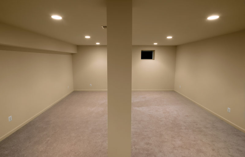 unfinished basement. Conductors  Unfinished Basements And More EC Mag